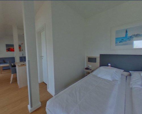 Suite im Hotel Alte Fischereischule